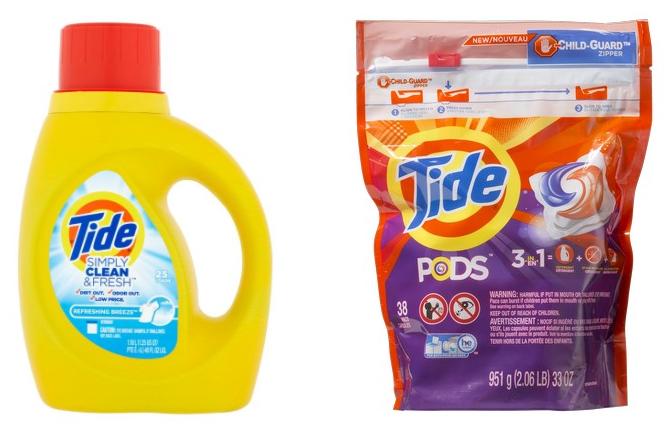*HOT* Tide Laundry Detergent Deals!