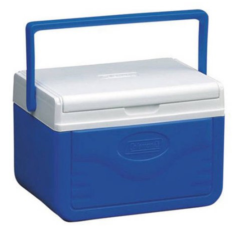 Walmart: Get a 5-quart Coleman Cooler for FREE after rebate!