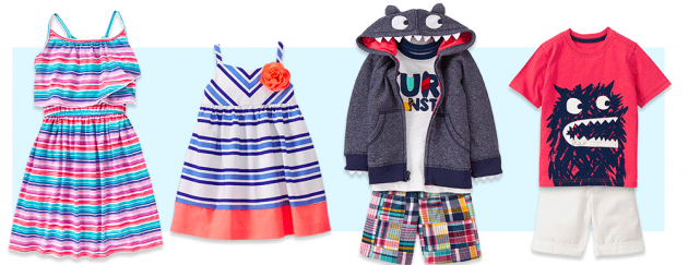 Gymboree: Entire Store $12.99 & Under + Free Shipping!