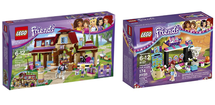 Buy One, Get One 40% Off LEGO Friends Sets!