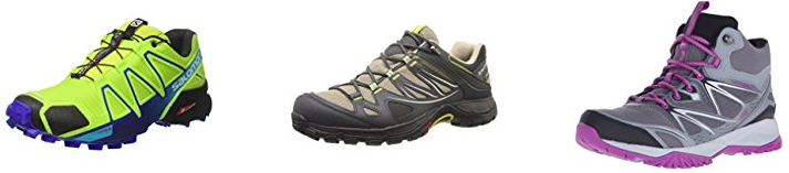Amazon.com: Up to 40% off Salomon and Merrell Hiking Shoes