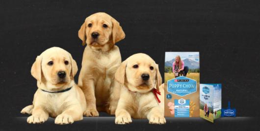 Free Puppy Kit!