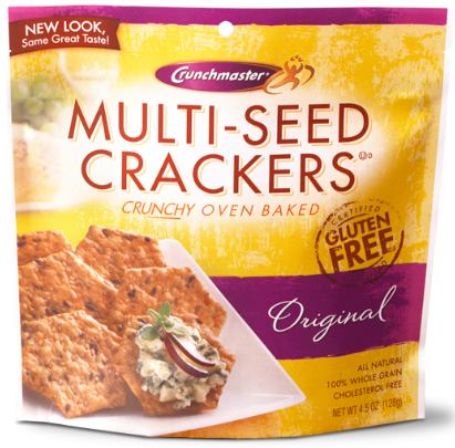 Walgreens: Get Crunchmaster Gluten-Free Crackers for free plus overage!