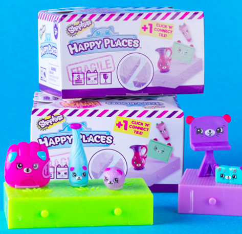 Toys R Us: Free Ultimate Shopkins Swap-kins Party Event on June 10, 2017