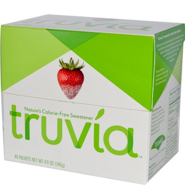 Free sample of Truvia Natural Sweetener & Nectar