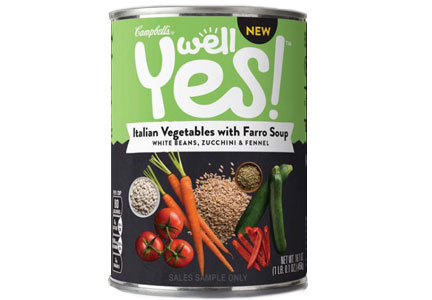Walgreens: Campbell's Well Yes! Soup just $0.50!