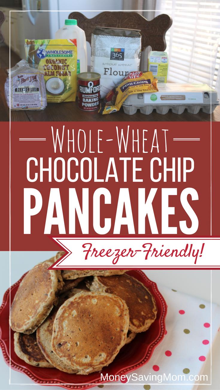 7 Make Ahead Freezer Friendly Pancake Recipes Plus Tips Tricks Money Saving Mom