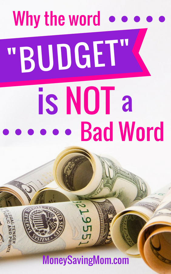 "Scared of the word ""budget""? Read this post for an honest conversation about budgeting and 7 ways it can make a positive impact on your life! You'll be encouraged!"