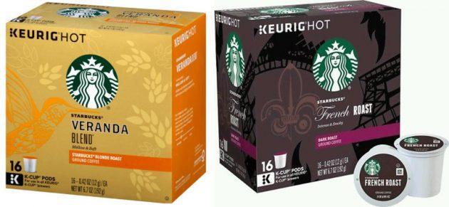 *HOT* Deals on Starbucks K-Cups Coffee!