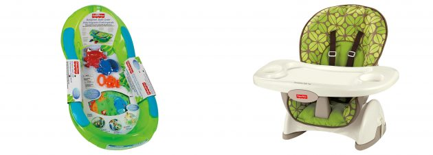 Target: Fisher Price Baby Gear up to 50% off
