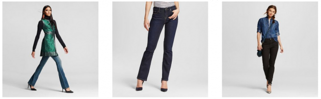Target: Women's Mossimo Jeans only $13.98!