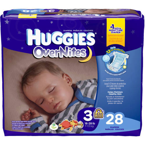 Free Huggies Overnites Sample