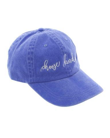 Choose Kindness Embroidered Baseball Cap