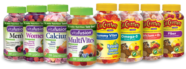 Target: Better than Free L'il Critters Vitamins + Great Deals on Vitafusion Vitamins!