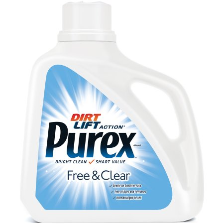 Walmart: Free Purex laundry detergent after rebate!