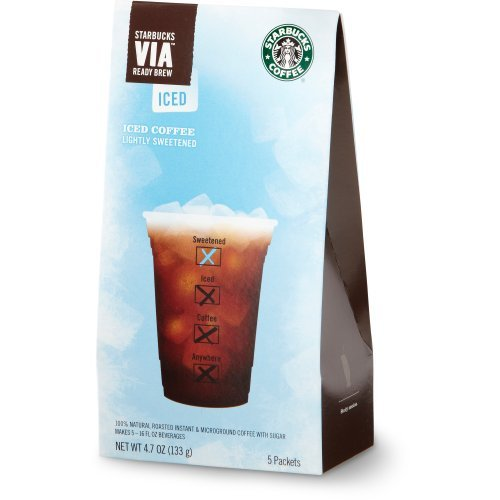 New Starbucks VIA Printable Coupons (Save $10!)