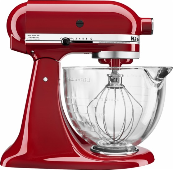 Best Buy: KitchenAid Tilt-Head 5-Quart Stand Mixer only $189.99 shipped!