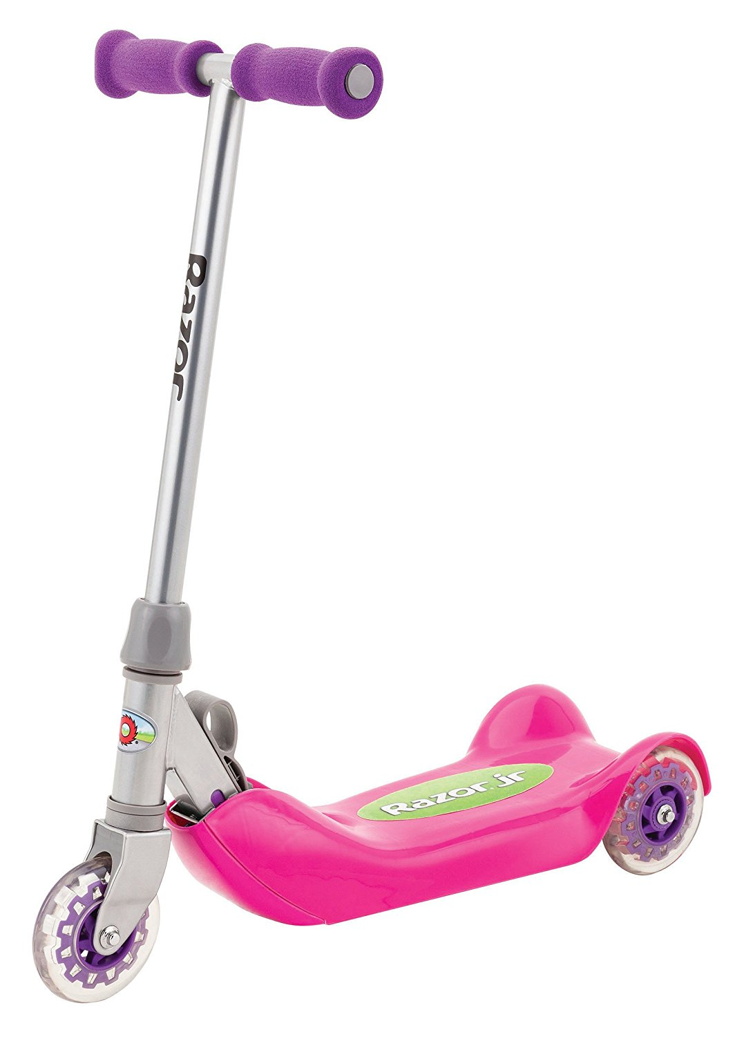 Amazon.com: Razor Jr. Folding Kiddie Kick Scooter only $22.79!