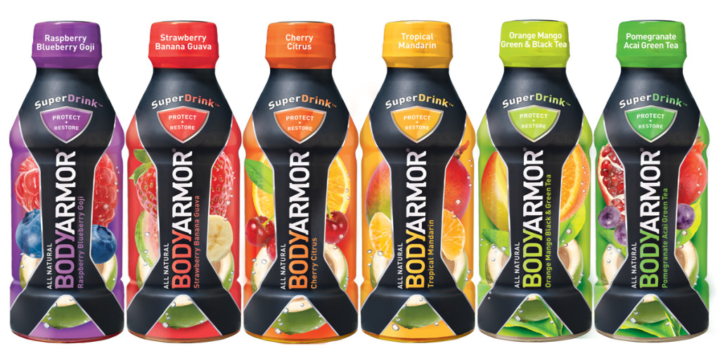 Target: BodyArmor Sports Drinks just $0.35!