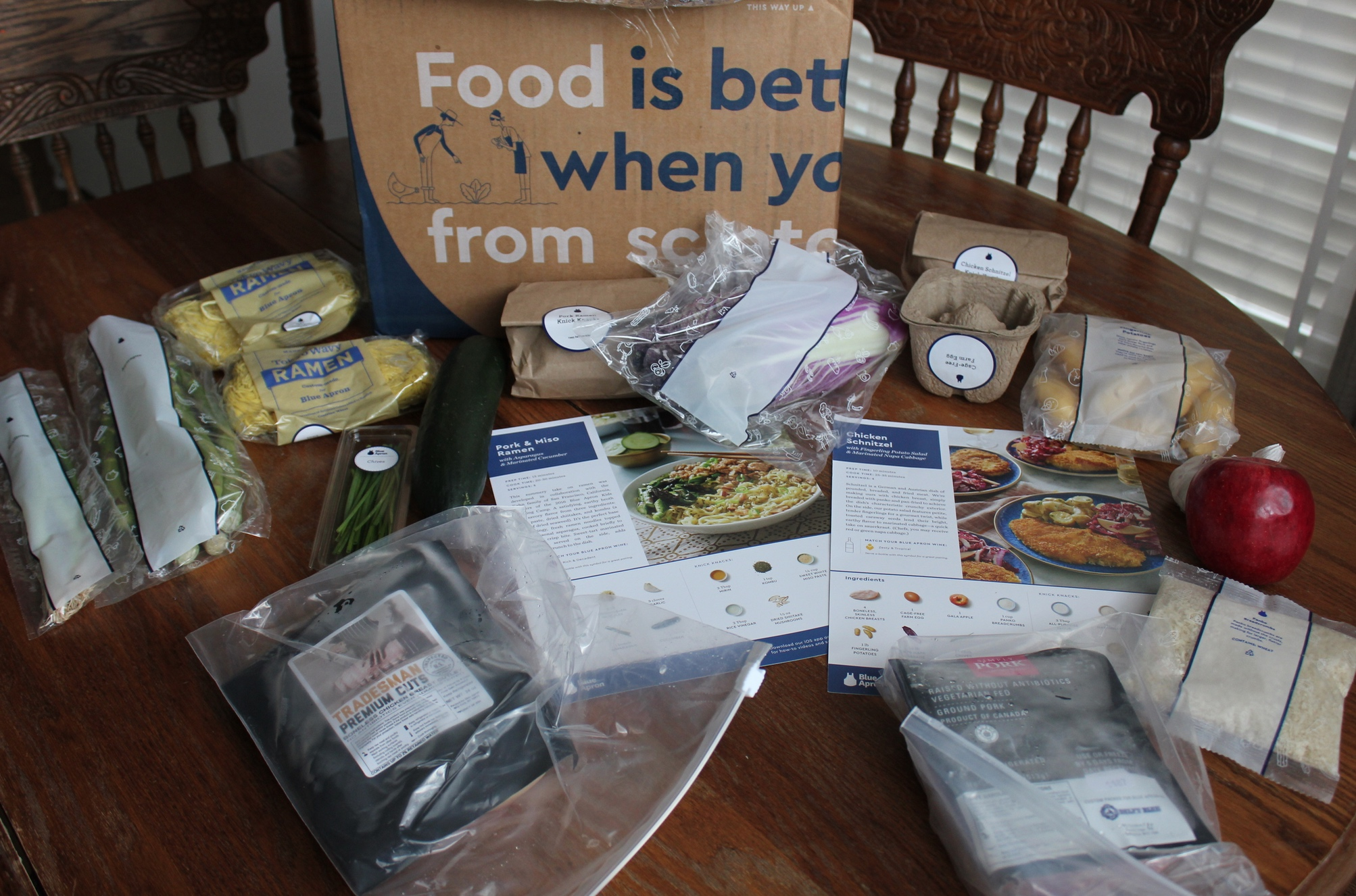 Blue apron quesadilla recipe - After My Latest Blue Apron Unboxing Many Of You Asked Me How I Think The Prices Compare To Just Shopping For The Ingredients Yourself