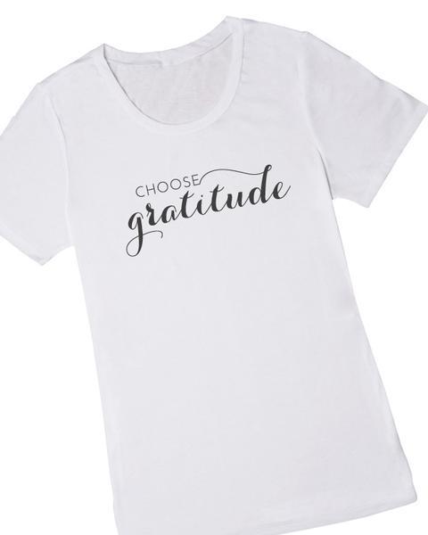 Choose Gratitude Graphic Tee