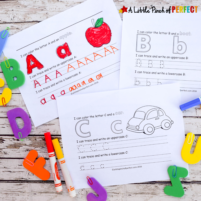 Free Letter Writing Printables