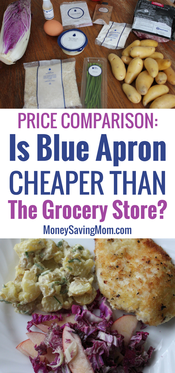 Want to try Blue Apron, but worried it's not budget-friendly? Check out this price comparison to decide if it's worth it!