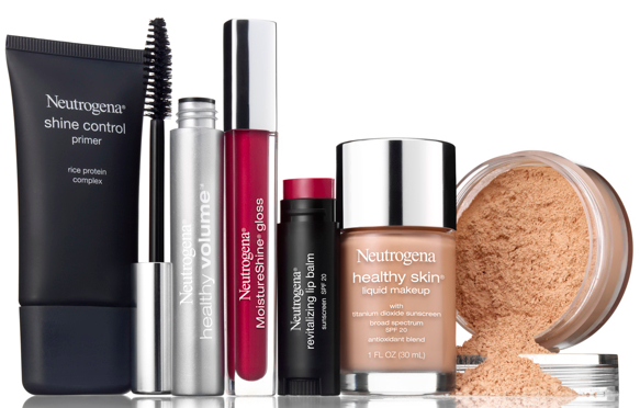 New Neutrogena Cosmetics Coupons = Deals at Target!