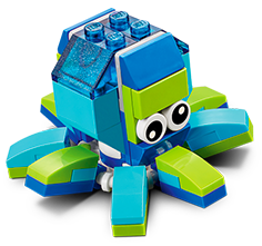 Free LEGO Octopus Minibuild on July 11-12, 2017