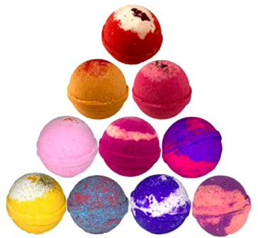 Amazon.com: Bath Bombs with Moisture Resistant Bag Wrapped only $2 each!