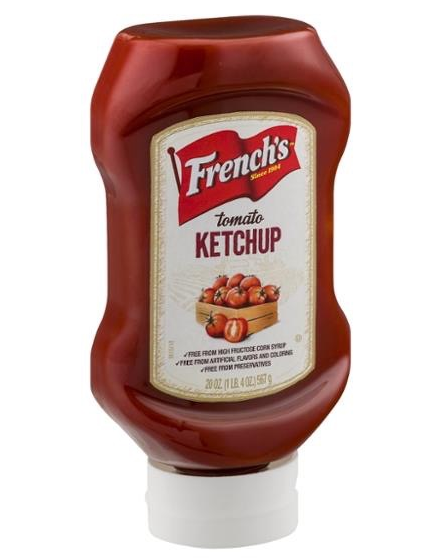 Walmart: Free French's Ketchup