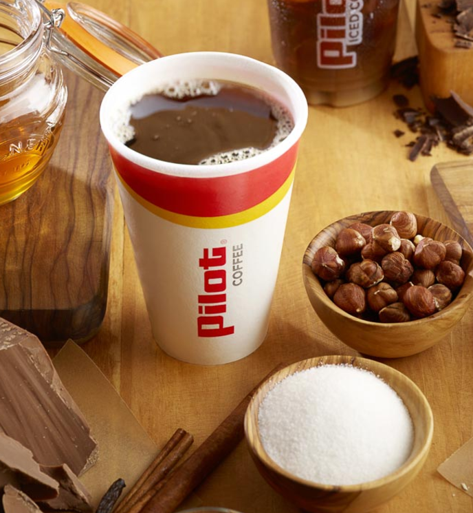 Pilot Flying J Travel Centers: Free cup of coffee for dads!