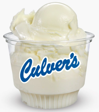 Free Scoop of Culver's Ice Cream Coupon