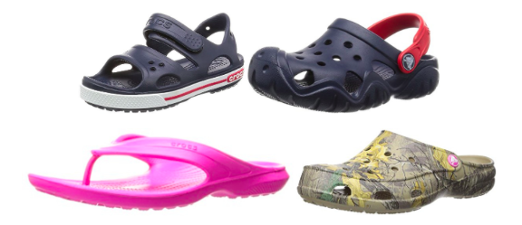 Amazon.com: 50% off Crocs {today only}