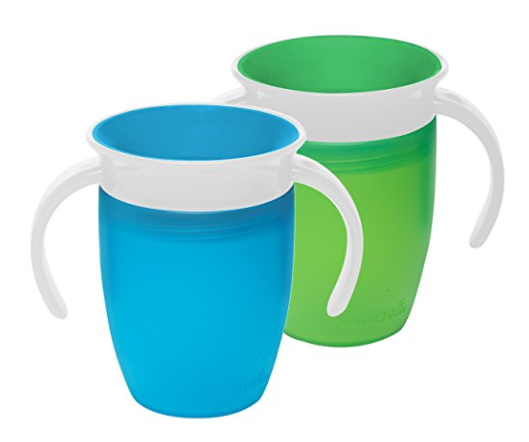 Amazon.com: Munchkin Miracle 360 Trainer Cups, 2-pack for just $6.66!