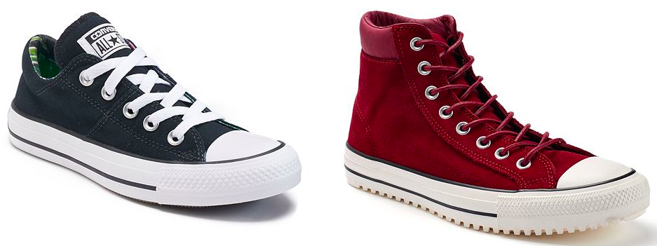 Kohls.com: Get Men's Converse Sneakers as low as $24!