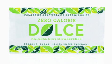 Free Dolce Natural Sweetener Sample