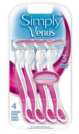 Walmart: Free Gillette Simply Venus Razors