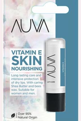 Free AUVA Lip Balm Sample