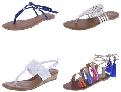 Payless Shoesource: Get Four Pairs of Women's & Kids Sandals for just $6.38 Per Pair!