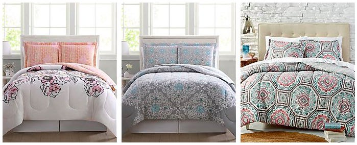 Macy's.com: Bed-In-A-Bag Reversible Comforter Sets just $19.99 (regularly $80)!