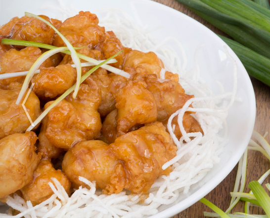 P.F. Chang's: Free Crispy Honey Chicken With Entree Purchase