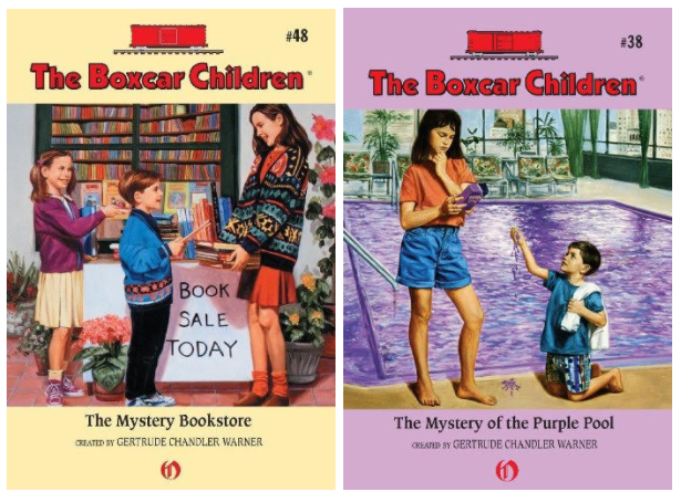 Download select Boxcar Children eBooks for just $0.99 each!