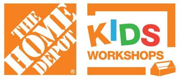 Free Kids Workshop at Home Depot on July 1, 2017