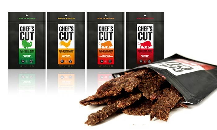 Kroger Free Friday Download: Chef's Cut Real Steak Jerky