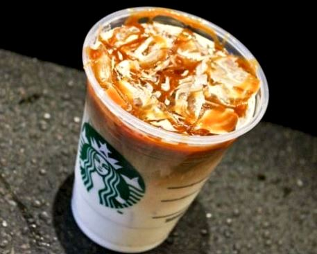 Starbucks: 50% off any macchiato