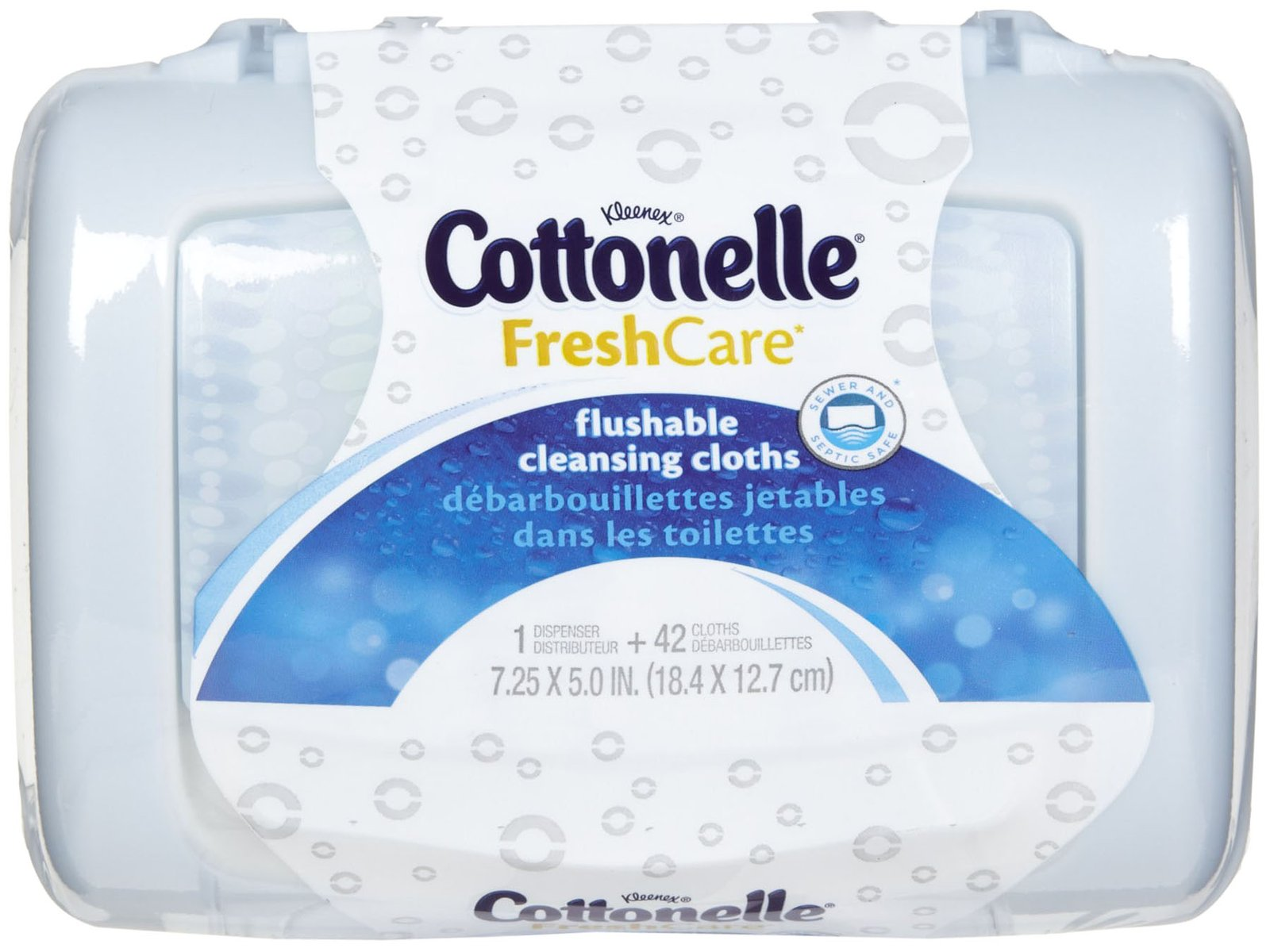 Walmart: Cottonelle FreshCare Wipes just $0.78!