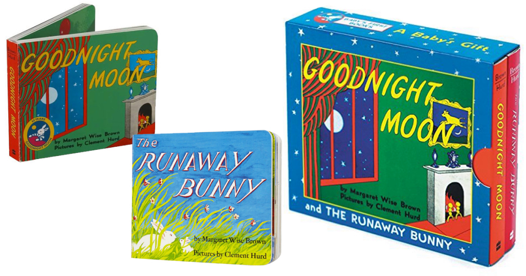 Amazon.com: Get Goodnight Moon AND The Runaway Bunny Board Books Set for just $5.71!