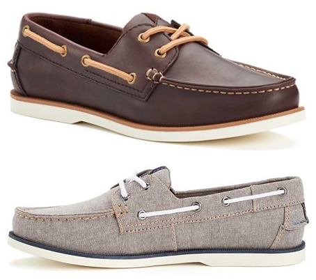 17085fa8cbe Kohls.com  Sonoma Men s Lace-Up Boat Shoes only  27.99! - Money ...