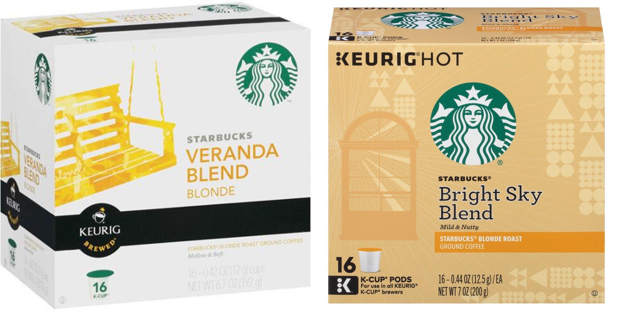 Target: Starbucks (16 ct) K-Cups starting at $5.49!